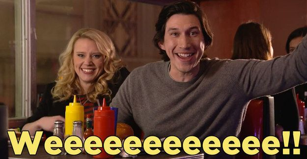 """Watch SNL this Saturday to see if there are more lightsabers. 