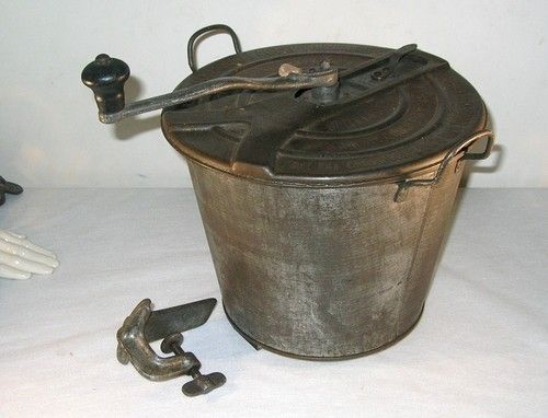 vintage bread maker