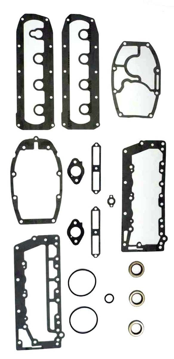 WSM Mercury Outboard 40-50Hp 4Cyl Power Head Gasket Kit