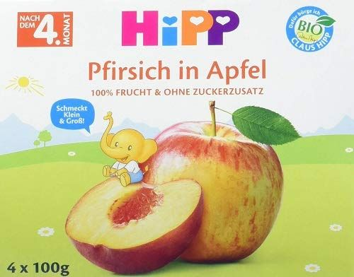 Hipp Frucht Pause