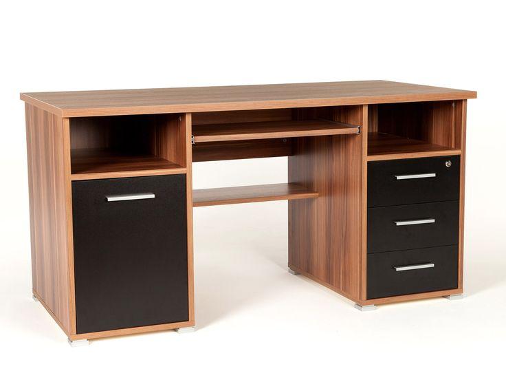 les 25 meilleures id es de la cat gorie meuble informatique sur pinterest table magasin d. Black Bedroom Furniture Sets. Home Design Ideas