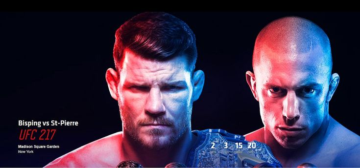 UFC 217 on Kodi: How to Live Stream the Bisping v St-Pierre Fight