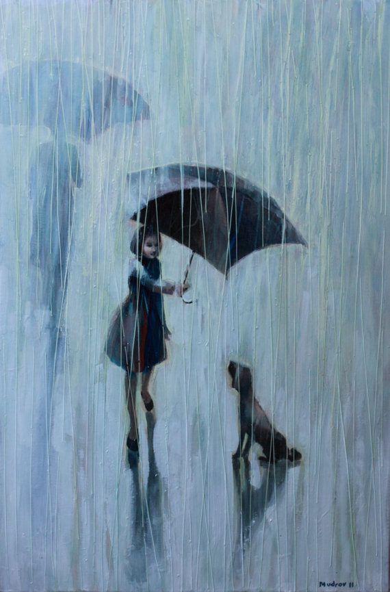 Umbrella for Two / Igor Mudrov