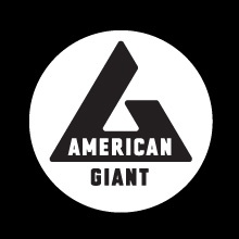 Strohl—Brand Identity, Packaging & Trademark Design: American Giant, Giant Logos