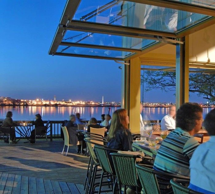 11 Incredible Waterfront Restaurants Everyone In Virginia Must Visit 2018 Weddings Pinterest Restaurant And Places