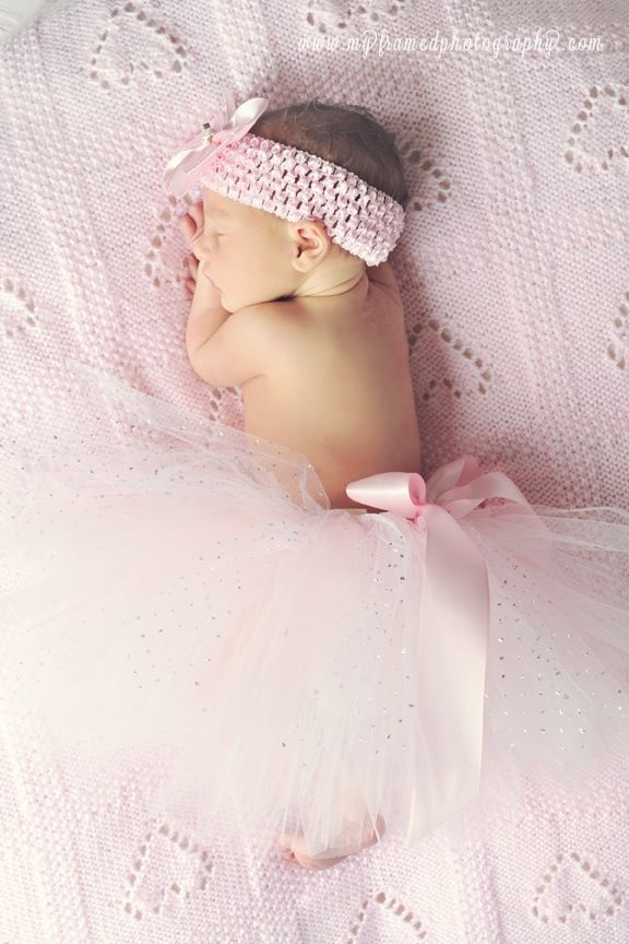 Tutus and babies... What more can you ask for?