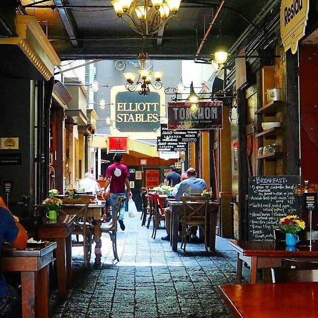 Elliott Stables 39 Elliott St Auckland CBD. Photo by @flora.bnt Thank you  #auckland #newzealand #morningcoffee #reslau #coffeetime #citylane #hiddengem #aucklandeats #discover #visiting #exploreauckland #visitauckland #akl #travel #coffee #coffeelover #aucklandcafe #aucklandfoodie #aucklandcity #nz by aucklandcoffeeshops