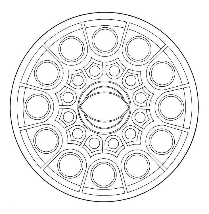 Mandala colorare adulti10 disegni da colorare per adulti e for Disegni da colorare per adulti e ragazzi