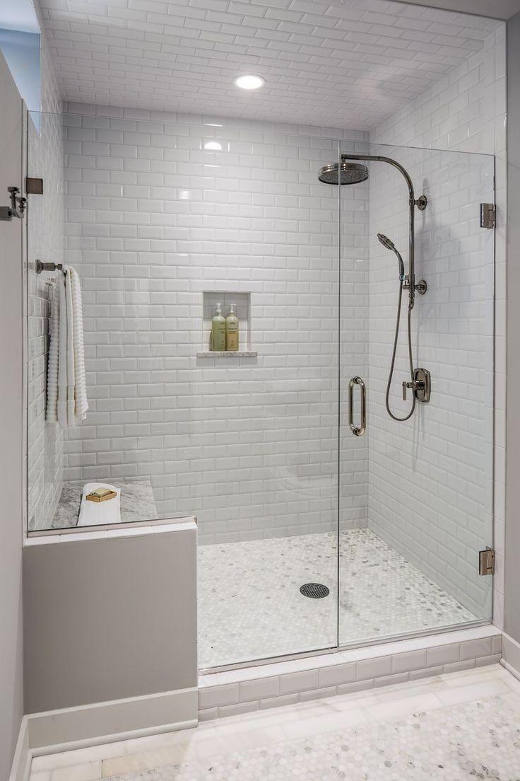 Luxury Subway Tile Shower Designs Ideas (20) Part 83