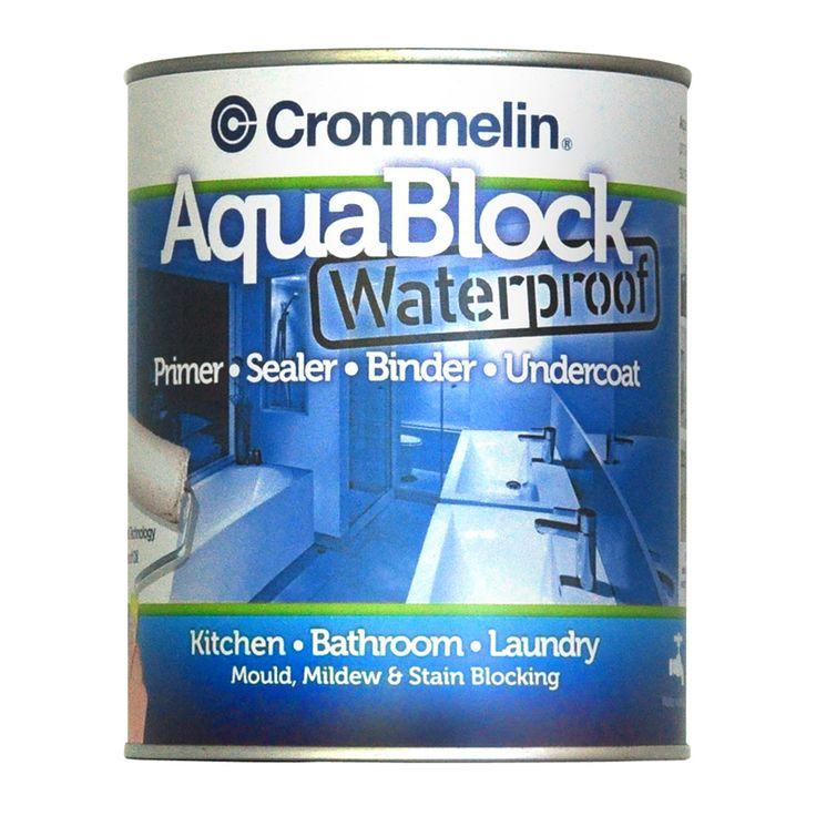 82 best paints primers sealers top coats images on - Crommelin exterior grade waterproofing ...