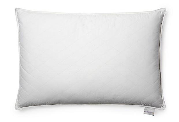 Diamond Support Pillow, Firm on OneKingsLane.com