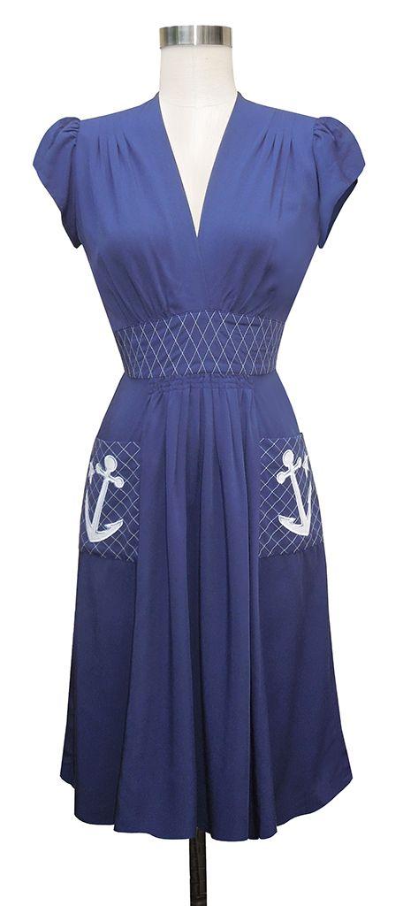 Trashy Diva Anchor Dress