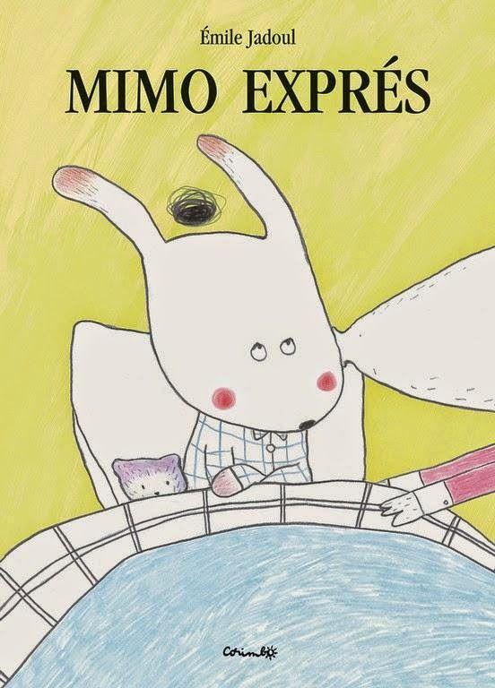 """Mimo exprés"" - Émile Jadoul (Corimbo) #padres #papas"