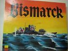 ♠✽ BISMARCK REALISTIC NAVAL GAME AVALON HILL FIRST EDITION 1962 http://ebay.to/2kcsVjd