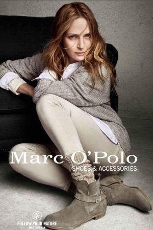 Uma #Thurman & Jeff Bridges für Marc O'Polo | #Fashion Insider Magazin - Bereits seit einiger Zeit setzt das deutsche Label Marc O'Polo auf Jeff Bridges als Gesicht der jeweils aktuellen Kollektionen.