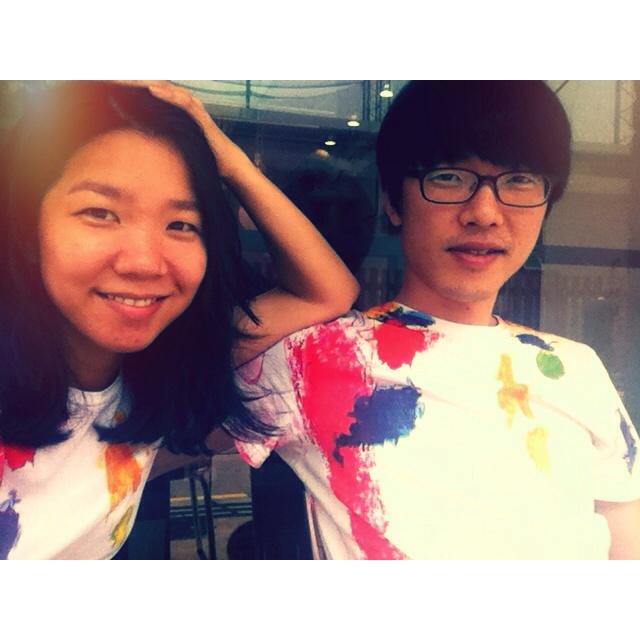 Sunday couple 2012.5.20