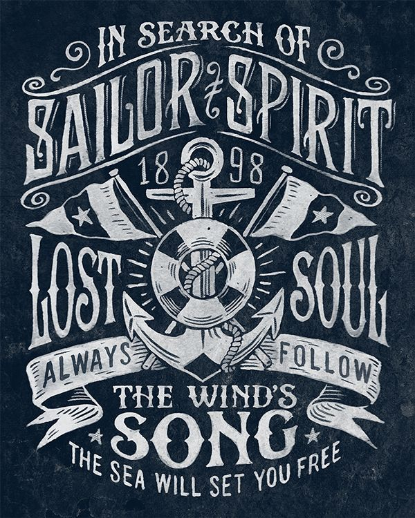 Sailor Spirit -- Michael Hinkle