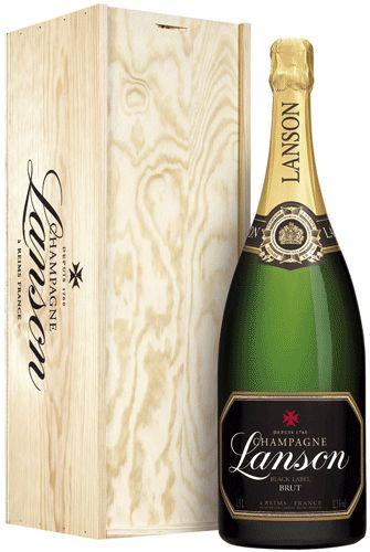 """K veľkej oslave patrí Champagne """" šampanské """" LANSON Magnum 1,5 L .... www.vinopredaj.sk ....  Kúpte už dnes u nás v IN MEDIO alebo v e-shope a budete mať veľkolepú oslavu  #champagne #lanson #sampanske #silvester #vino #wine #wein #reims #bubbles #francuzsko #france #ilovechampagne"""