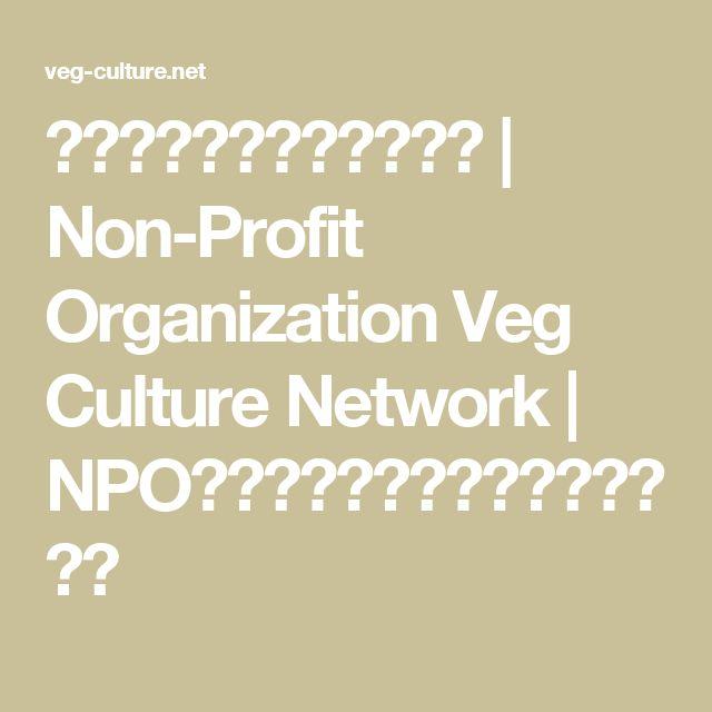 ベジフードのガイドライン | Non-Profit Organization Veg Culture Network | NPO法人ベジカルチャーネットワーク