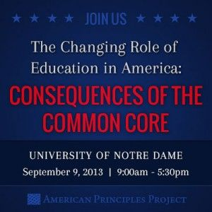 Notre Dame Conference Address of Dr. Sandra Stotsky: Common Core's Invalid Validation Committee