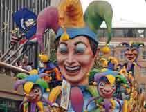 Mardi Gras Lingo