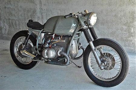 BMW R100/7 cafe racer