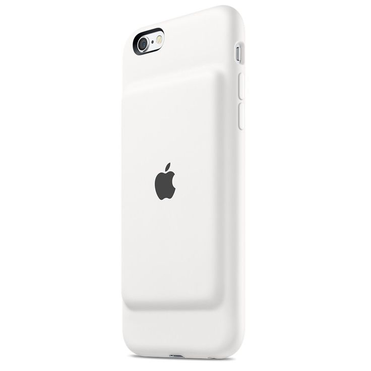 iPhone 6s Smart Battery Case - White  http://store.apple.com/xc/product/MGQM2LL/A