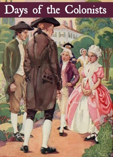 Twenty seven captivating stories about Colonial America. #free #ebook