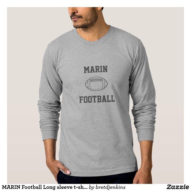 MARIN Football Long sleeve t-shirt