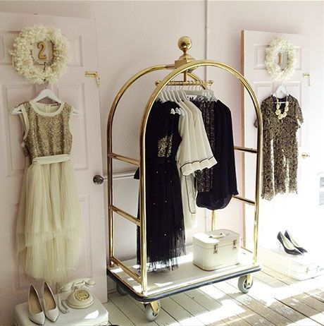 blush shop 6 mention monday: blush shop interior