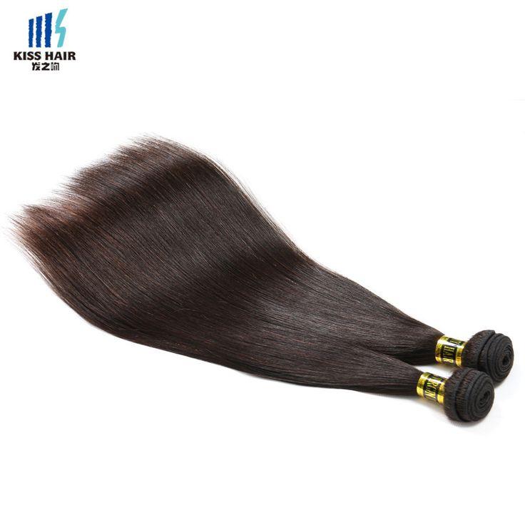 Indian Prosto Dziewiczy Włosy 1 Wiązki 8-28 cal Raw Indian Włosów Splot Silky Prosto 6A Nieprzetworzone Dziewiczy Włosy Remy Ludzki Włos