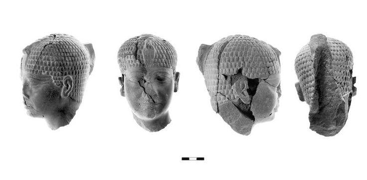 4300 Yıllık Heykel Yeni Bir Mısır Firavunu mu?