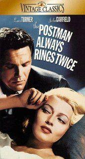 The Postman Always Rings Twice (1946)  Director: Tay Garnett  Stars: Lana Turner& John Garfield...