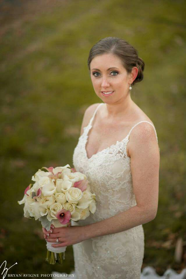Bridal Makeup Done By Me You Make Blush Photographer Bryan Avigne