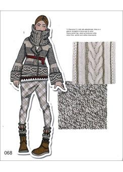 Knitwear trends AW 2012/2013 via www.modeinfo.be