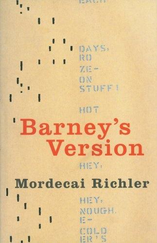 Barney's version / La versione di Barney