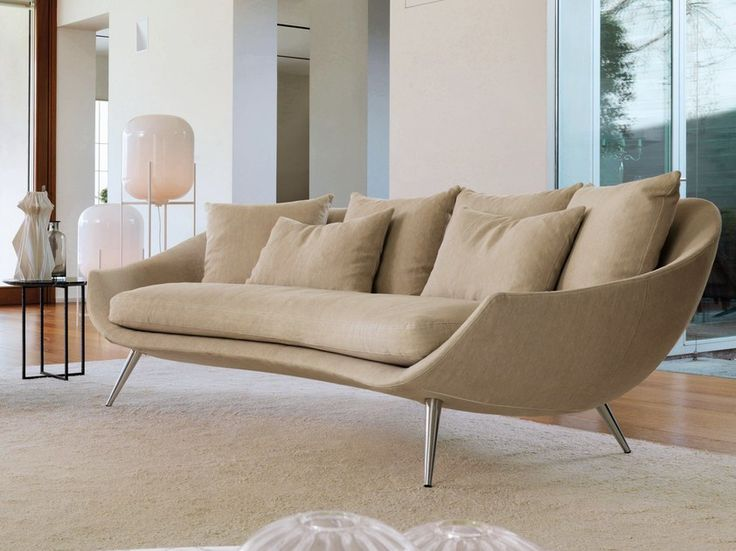 79 best round shape sofa images on Pinterest Sectional sofas - design sofa moderne sitzmobel italien