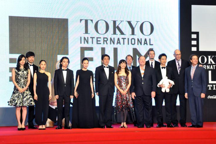関連画像◇『東京国際映画祭』安部偲の活動リサーチ社 特番!(2014/11/01更新)
