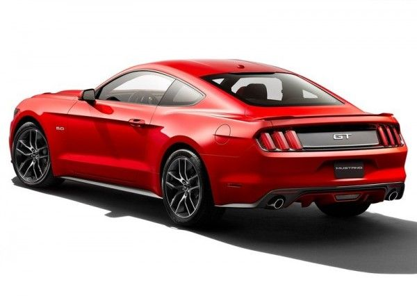 2015 Ford Mustang GT Reds Exterior 600x426 2015 Ford Mustang GT Complete Reviews