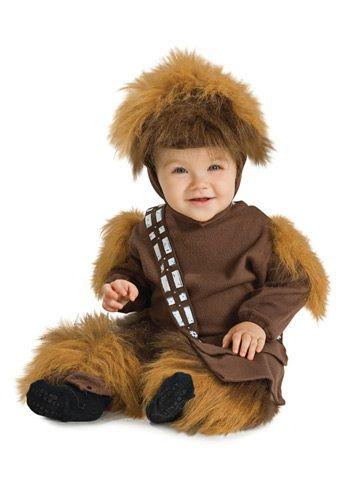 Child Toddler Chewbacca Costume - Infant Chewbacca Halloween Costumes