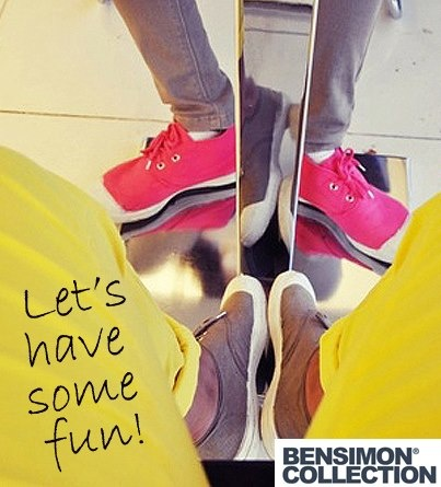 Let's have some fun with Bensimon Greece!