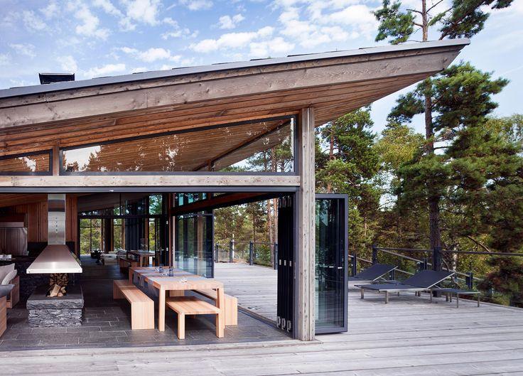 JOARC I ARCHITECTS • Holiday Villas • Villa Korsholmen