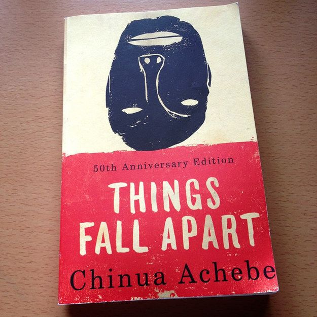 heart of darkness things fall apart In things fall apart  achebe resents the stereotype of african cultures that is presented in literature, such as heart of darkness by joseph conrad.