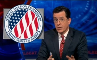 Stephen Colbert's Super PAC: Stop Laughing, This Is Serious (VIDEO)