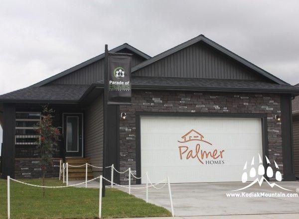 Frontier Ledge (Color: Colorado Rundle) Palmer Homes POH 2016