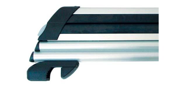 Nosič lyží ATERA, NOVA Alu 6 Universal, (6párů) Autobaterie - Autodoplňky - Autosklo