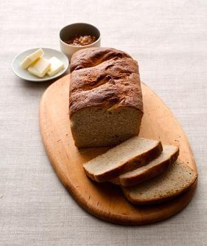 Foolproof Whole-Wheat Bread recipe