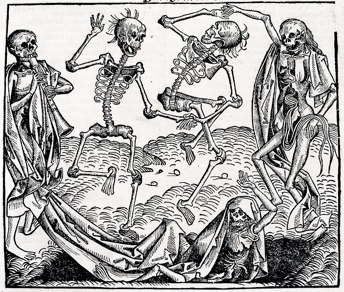 Dead people dancing because they're finally free from gender Attribution stuff: Public Domain, https://commons.wikimedia.org/w/index.php?curid=81408