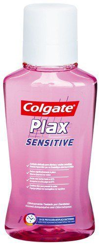 Colgate Plax Sensitive Alcohol Free Mouthwash Buy Online at Best Price in India: BigChemist.com