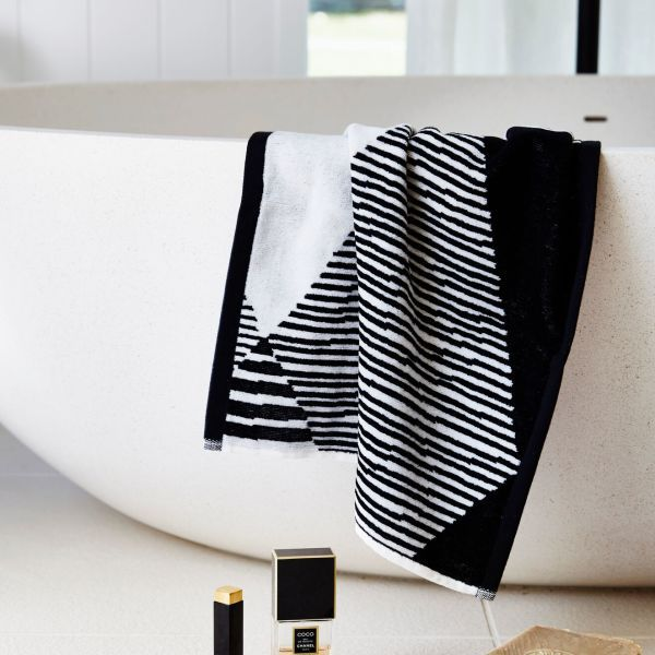 Black Diamond Towel (Various Sizes)